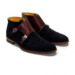'48 by Celso Monk Strap Boots