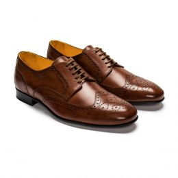 '31 Derby Brogue Brown