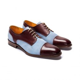 '48 by Clay Davis Derby Shoes