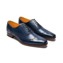 '15 The Language of Colour Oxford Shoes