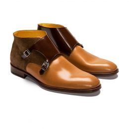 '48 War of the Worlds, Monk Strap Boots