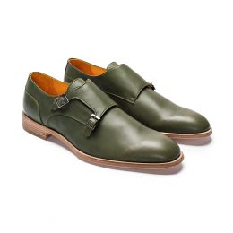 '48 by Ernest Hemingway Monk Strap Shoes