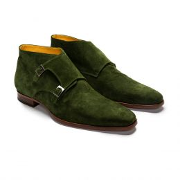 '15 by Eric Monk Strap Boots