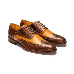 '48 by Frank Underwood Derby Shoes