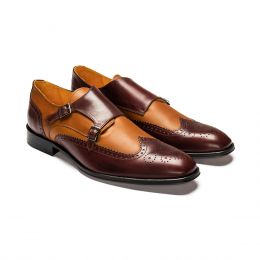'48 by Jay Gatsby Monk Strap Shoes