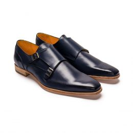 '15 by Tommy DeVito Monk Strap Shoes