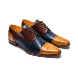 '15 The Persistence of Memory, Derby Shoes