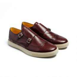 '92 by Sheinal Monk Strap Sneakers