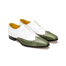 oxford shoeleather white green 15 jensen side2