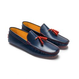'39 by Alain Driving Shoes